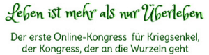 Kriegsenkel-Kongress-Schriftzug